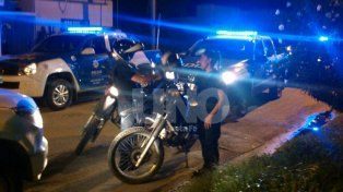 Una pelea entre vecinos dejó dos heridos en Santo Tomé