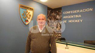 Miguel Grasso es el nuevo presidente de la CAH