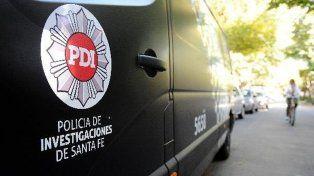 La Policía de Investigaciones detuvo al sospechoso en Sauce Viejo