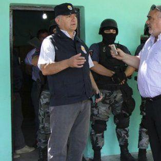 Antecedente. En diciembre del 2016, Moyano protagonizó un fuerte cruce con el gobernador de Corrientes tras un allanamiento efectuado por la policia santafesina para desbaratar una banda narco.