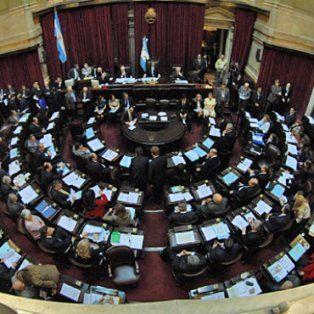 el senado tendra una sesion especial para limitar la aplicacion del 2x1