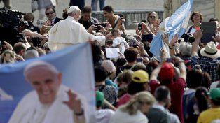 El Papa Francisco sorprendió con un mensaje especial dirigido a los argentinos
