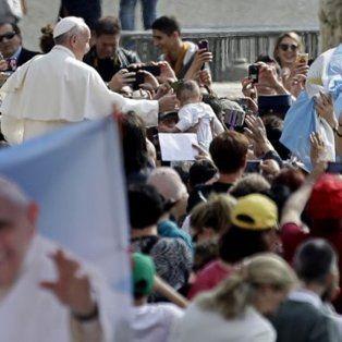 el papa francisco sorprendio con un mensaje especial dirigido a los argentinos