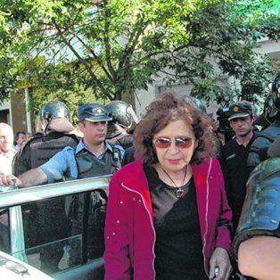 la jueza de un doble crimen narco, que esta impune, fue condenada