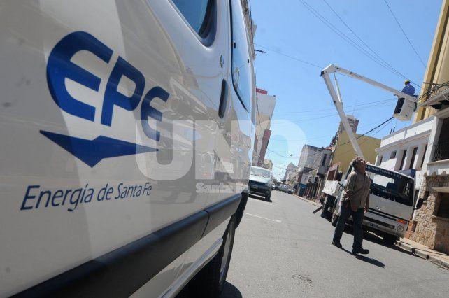 Trabajos programados por la EPE