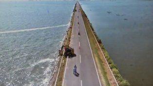 la picasa: el gobierno evalua construir un acueducto de 90 kilometros para controlar el desborde de la laguna