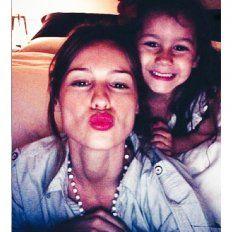 El emotivo video de Pampita recordando a su hija Blanca en el día de su cumpleaños