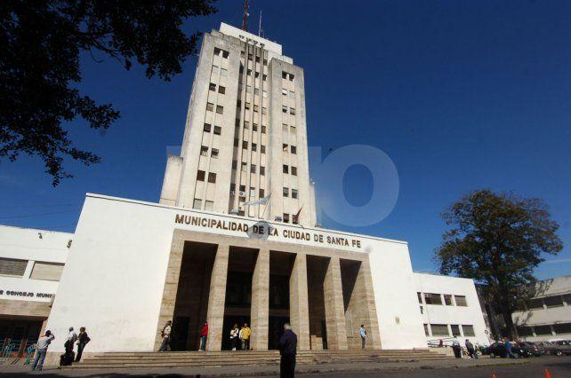 Palacio municipal de Santa Fe