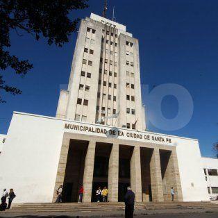 El palacio municipal recibió el 43% de los ATN que Nación envió a la provincia.