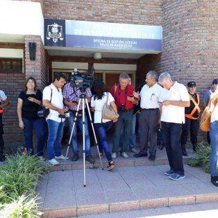 Imagen ilustrativa de la Oficina Judicial de Las Toscas. (Gentileza Radio Amanecer)