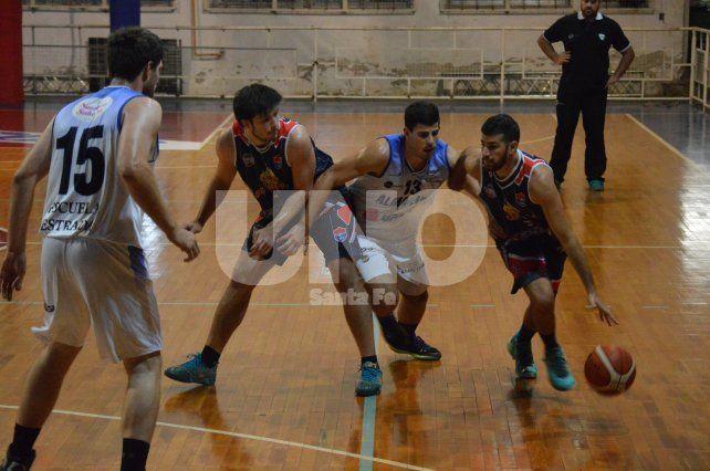 Olimpia y Unión se metieron en los cuartos de final del Dos Orillas de básquet