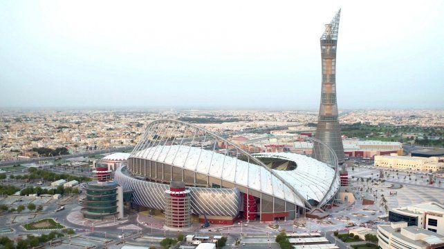 Qatar ya tiene su primer estadio refrigerado al aire libre del  mundo