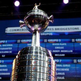 asi quedo el panorama de los equipos argentinos en la copa libertadores