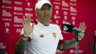 Sampaoli: Estoy dejando el Sevilla por mi Selección