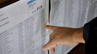Publican los padrones provisionales para las elecciones de este año