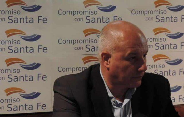 Pablo Di Bert lanzó su candidatura a diputado nacional