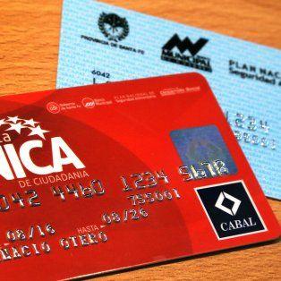 la provincia acreditara este viernes los fondos de la tarjeta unica de ciudadania