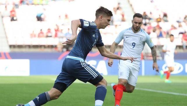 Dura caída de Argentina en el inicio del Mundial Sub 20