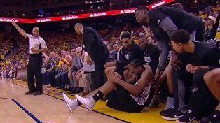 Leonard y su lesión alteran la tranquilidad de San Antonio