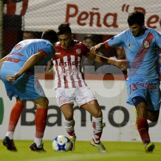 union cayo como local ante arsenal por 1-0 y no levanta cabeza
