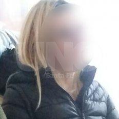 Detuvieron alcoholizada con droga y dinero, a la viuda de un reconocido narco santafesino