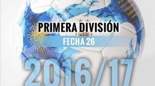 Confirmado: Colón juega el sábado y Unión el lunes