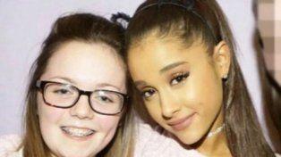 Tremenda historia de la primera víctima confirmada en el recital de Ariana Grande