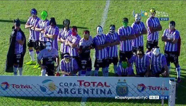 Sacachispas quiere dar otro paso histórico frente a Sarmiento