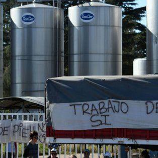 Centeno: tras 4 meses de incertidumbre, empleados de SanCor analizan un corte