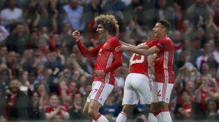 Manchester United y Ajax definen el título de la Europa League