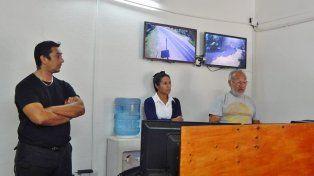 Inauguran esta tarde las mejoras realizadas al Centro de Monitoreo de San josé del Rincón