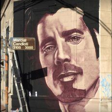 La historia detrás del mural de Chris Cornell en Santa Fe