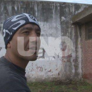 Detenido. El famoso preso cuando estaba alojado en la cárcel de Las Flores.
