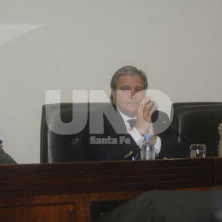 El Tribunal rechazó. Los jueces, Luciano Lauría, José María Escobar Cello y María Ivón Vella.