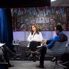 Cristina Kirchner: Si es necesario que yo sea candidata, lo soy