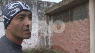 Espera resolución. Víctor Hugo Toco Zabala, de 37 años.