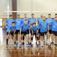 Argentina visita a Italia en el comienzo de la Copa Vesubio