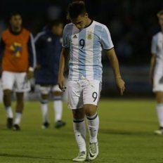 Argentina se quedó afuera del Mundial Sub 20