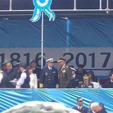 Explicaron el error histórico grave en el palco oficial del 25 de mayo