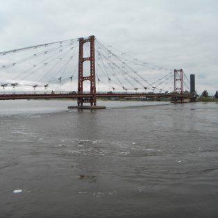 el repunte del pejerrey: la crecida que atraviesa el rio parana