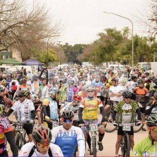 progreso fue la 6ª escala del rural bike