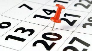 Qué pasará con el feriado del 17 de Agosto