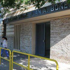 Escuela Boneo, en la ciudad de Rosario