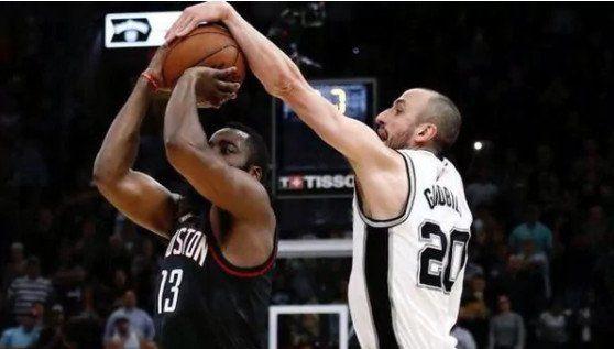 El video con lo mejor de Manu Ginóbili en la temporada que preparó San Antonio Spurs