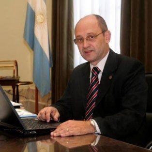 cantard dijo que bonfatti fue muy agresivo con los ministros a los que les pidio la renuncia
