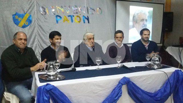 Reconocieron como santafesino ilustre al Patón Oscar Aguirre