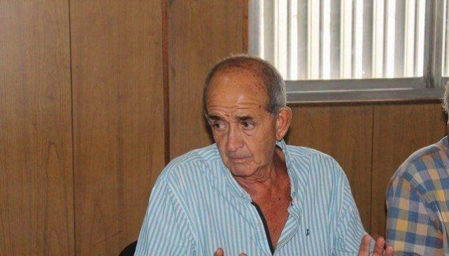 Falleció el ex presidente Osvaldo Busaniche