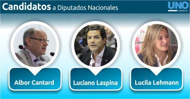 Marcos Peña definió a los precandidatos Cantard, Laspina y Lehman como el equipo del cambio en Santa Fe
