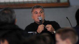 Gugnali: En Unión no existen los proyectos deportivos