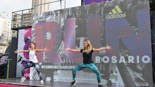 mujeres felices: running, danza, relax y alimentacion saludable en un solo lugar